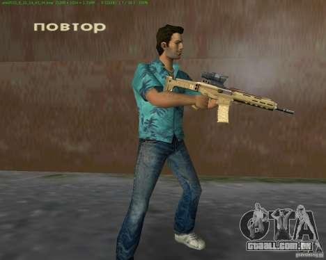 ACR para GTA Vice City segunda tela