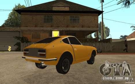 Nissan Z432 para GTA San Andreas