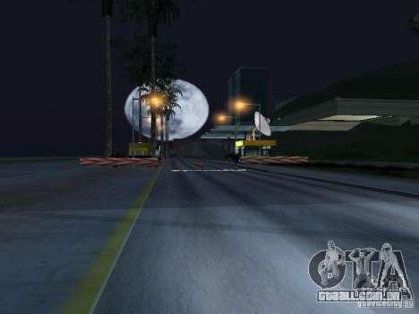 Posto policial 2 para GTA San Andreas terceira tela