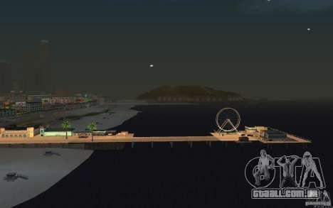 ENBSeries para PC fraco para GTA San Andreas oitavo tela