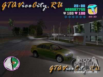 BMW M3 E46 para GTA Vice City