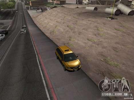 Taxista de GTA 4 para GTA San Andreas vista direita
