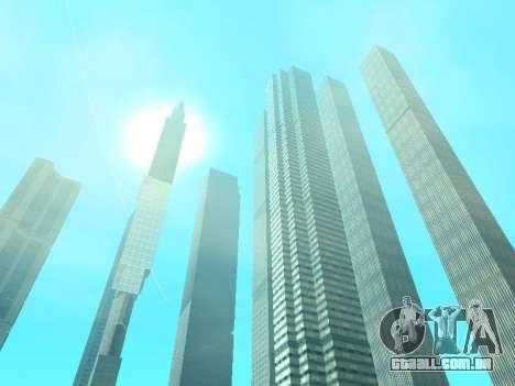 Arranha-céus em Los Santos para GTA San Andreas sétima tela