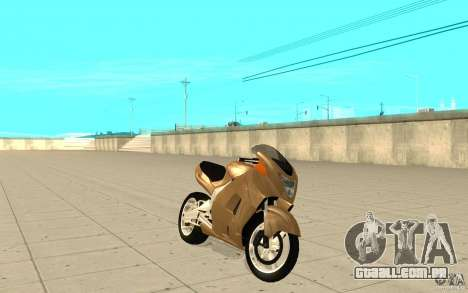 GTAIV TLAD Hakuchou Custom Version para GTA San Andreas