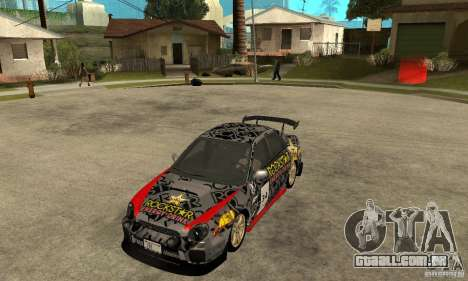 Subaru Impreza 2002 Tunable - Stock para GTA San Andreas