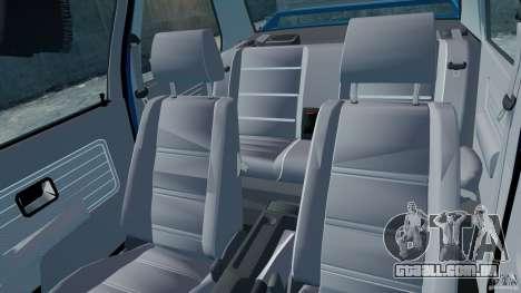 BMW M3 E30 FINAL para GTA 4 vista lateral
