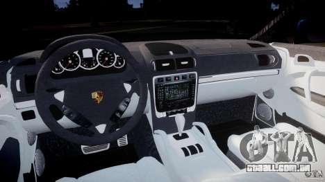 Porsche Cayenne Magnum para GTA 4 vista direita