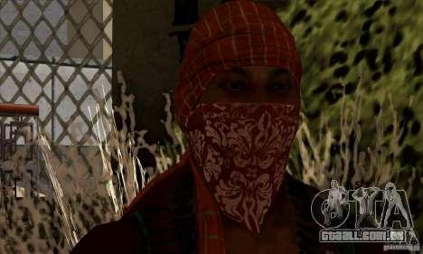 Pirata para GTA San Andreas segunda tela