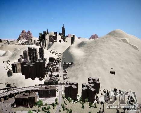 Desert Storm v1.0 para GTA 4 por diante tela
