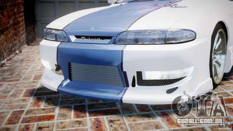 Nissan Silvia S14 [EPM] para GTA 4 vista inferior