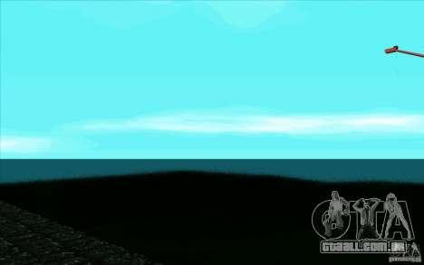 Supernatural ENB V.0.1 para GTA San Andreas segunda tela