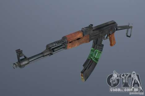 Grims weapon pack2 para GTA San Andreas