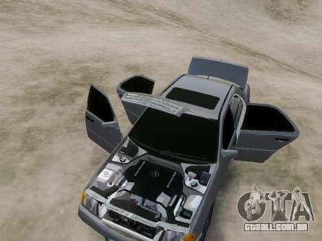 Mercedes-Benz W202 para GTA 4 vista direita