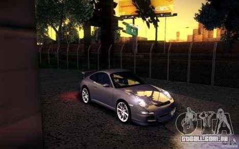 Porsche 911 GT3 (997) 2007 para GTA San Andreas
