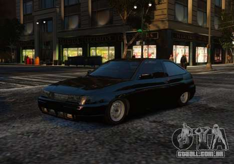 VAZ-2112 Coupe para GTA 4 vista inferior