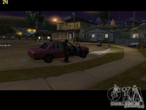 GTA IV  San andreas BETA para GTA San Andreas twelth tela