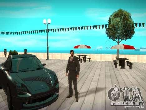 Novas histórias de Niko Bellis para GTA San Andreas quinto tela