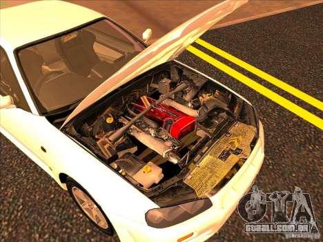 Nissan Skyline R34 Tunable para o motor de GTA San Andreas