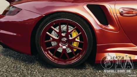 Porsche 997 GT2 Body Kit 1 para GTA 4 vista lateral