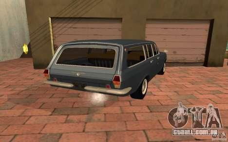 GAZ 2402 para GTA San Andreas esquerda vista