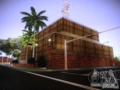 O novo hospital de Los Santos para GTA San Andreas segunda tela