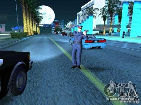 Polícia da URSS para GTA San Andreas quinto tela