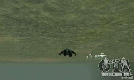 Tropic Water Mod para GTA San Andreas terceira tela