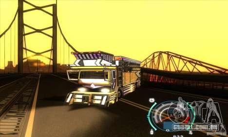 Caminhão japonês para GTA San Andreas