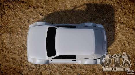 Fiat 126p Bis Rally para GTA 4 vista direita