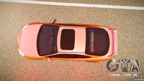 Acura RSX TypeS v1.0 stock para GTA 4 vista direita