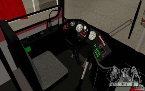 IKARUS 250 para GTA San Andreas vista superior