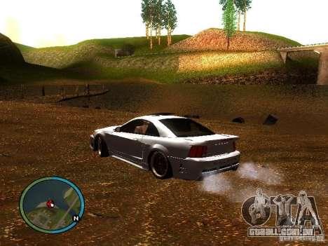 Saleen S281 para GTA San Andreas esquerda vista