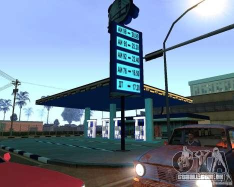 Enchimento de Liberty City para GTA San Andreas