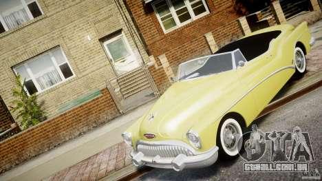 Buick Skylark Convertible 1953 v1.0 para GTA 4