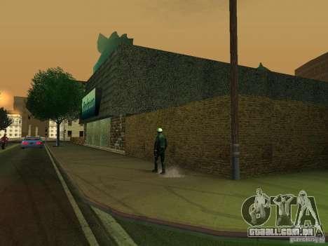 Cafe de Andreas para GTA San Andreas