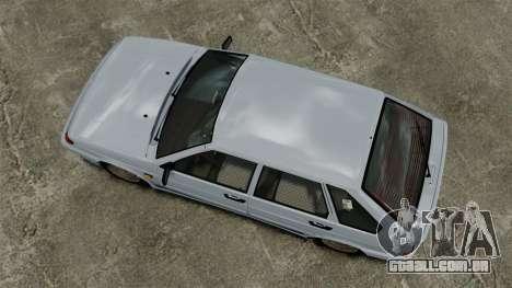 Dreno Vaz-2114 para GTA 4 vista direita