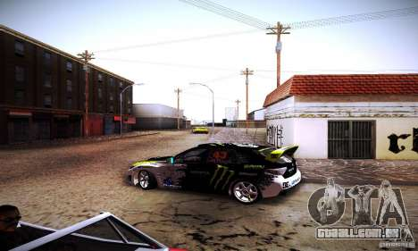 New El Corona para GTA San Andreas quinto tela