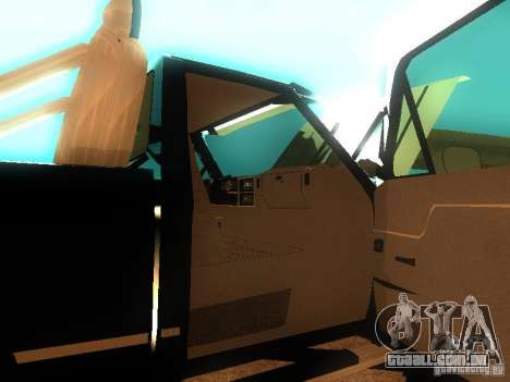 Ford F150 Off-Road para GTA San Andreas esquerda vista
