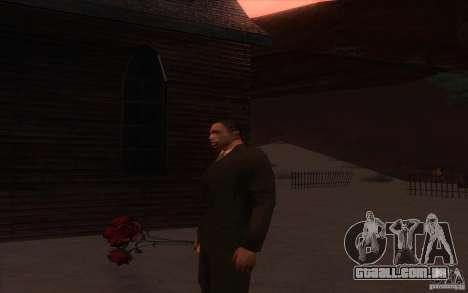 Flowers HD para GTA San Andreas segunda tela