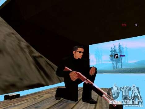 Ice Weapon Pack para GTA San Andreas oitavo tela