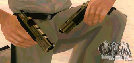 Weapon Pack v 5.0 para GTA San Andreas