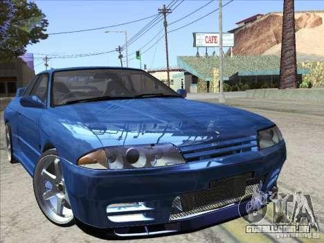 Nissan Skyline GT-R 32 1993 para GTA San Andreas