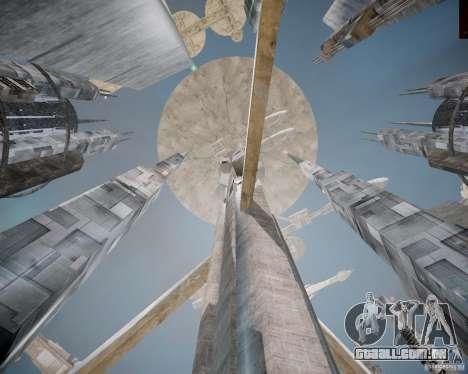 Stargate Atlantis para GTA 4 por diante tela