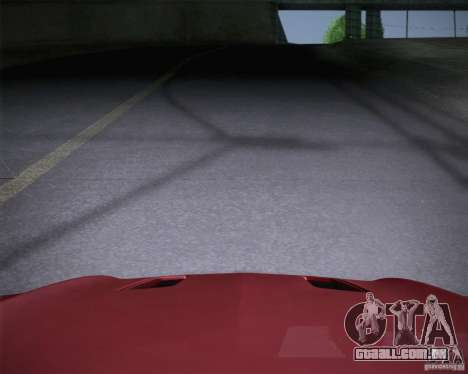 Improved Vehicle Lights Mod para GTA San Andreas nono tela