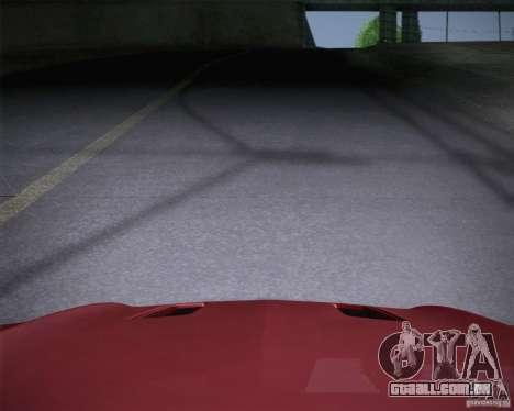 Improved Vehicle Lights Mod para GTA San Andreas nono tela