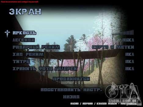 ENB v2 by Tinrion para GTA San Andreas sétima tela