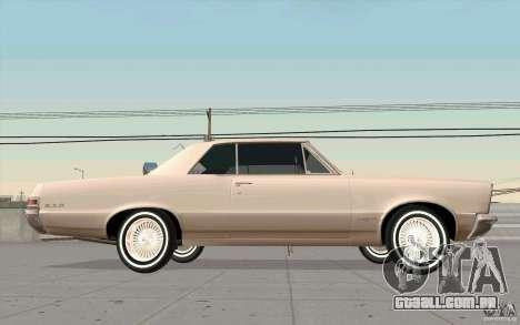 SPC Wheel Pack para GTA San Andreas nono tela