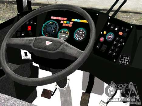 Nefaz-5299 10-15 para GTA 4 vista inferior