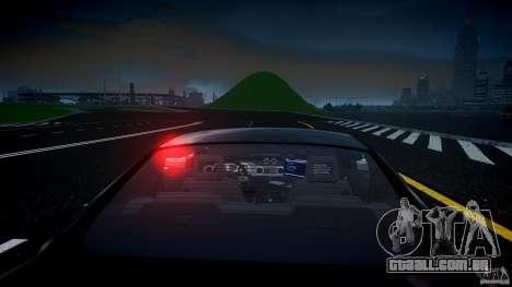 Saleen S281 Extreme Unmarked Police Car - v1.2 para GTA 4 rodas