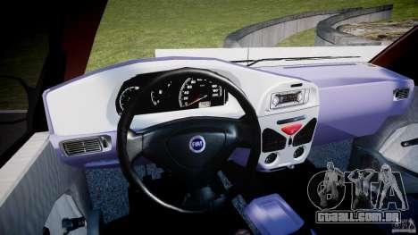 Fiat Palio 1.6 para GTA 4 vista direita